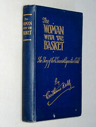 WOMAN with the BASKET History of Co-operative Guild - Catherine Webb 1st Ed 1927