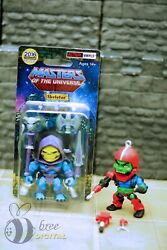 SDCC exclusive Loyal Subjects MOTU Skeletor and Trap Jaw