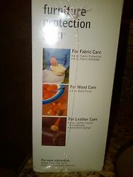 Furniture Protection Plan Products  For Leather Wood & Fabric Care