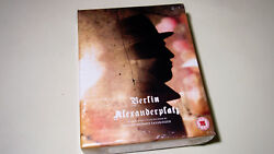 Berlin Alexanderplatz Limited Edtion Blu-ray  Rainer Werner Fassbinder  NEW