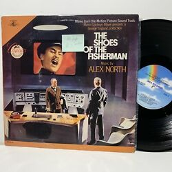 Alex North Shoes Of The Fisherman MCA 25130 EX VG Soundtrack $6.00