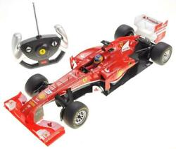 Licensed Ferrari F138 Electric RC Car Big Size 1:12 Scale Formula One F1 RTR NEW $53.98