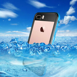 For Apple iPhone 8 8 Plus Underwater Waterproof Phone Case with Screen Protector