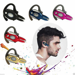 Bluetooth Wireless Stereo Headphones Headset Earphone For iPhone 6 6s 7 Plus US