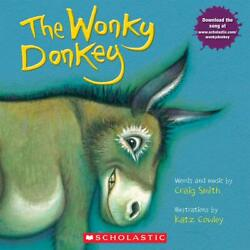 The Wonky Donkey by Craig Smith Katz Cowley (Paperback) Children Story Book NEW