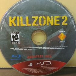 KILLZONE 2 PS3 USED AND REFURBISHED DISC ONLY #10908 $3.83