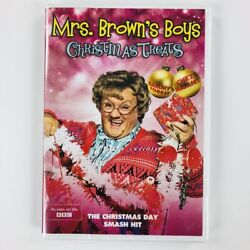 Mrs Browns Boys: Christmas Treats DVD Holiday Special Region 1 USA Canada $17.99