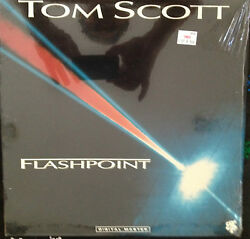 -Tom Scott-Flashpoint-DIGITAL MASTER-Near Mint