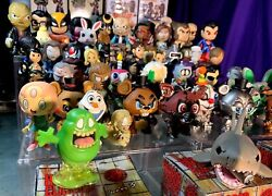 Funko Mystery Minis Open Blind BoxBag Vinyl Figures -$3 Shipping TotalNo Limit