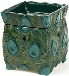 Tyler Candle Radiant Fragrance Warmer - Exotic Peacock - Free Shipping