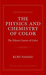 The Physics and Chemistry of Color 2nd Edition by Nassau Kurt