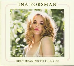 Ina Forsman - Been Meaning To Tell You (CD) - Soul