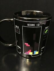 Paladone Tetris Gameboy Nintendo Heat Changing Mug $10.00