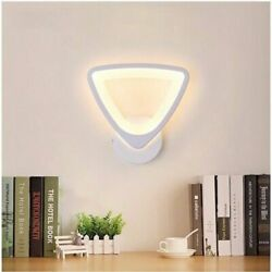 LED Wall Lamps Modern Design 12W Living Bedroom Concise Acrylic Design Decor $45.59