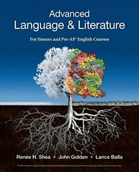 Advanced Language & Literature: For Honors and Pre-AP® English Courses by She…