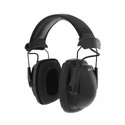 Howard Leight Sync Stereo MP3 Earmuff Hearing Protection Black