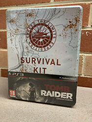 Tomb Raider Collector's Edition PS3 PAL NEW SEALED