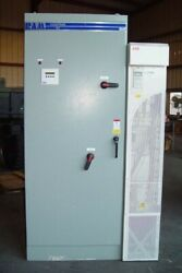 Used 2004 RAM 350hp Variable Frequency Drive Motor Starter