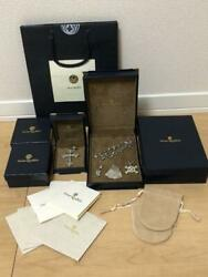 Loree Rodkin Raleigh Rodokin pendant and necklace luxury 5 points