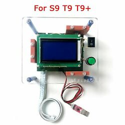 Tin Fixture Kit For Antminer S9 T9 T9+ Hash Board Miner Chip Repair Test Stand