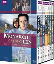 MONARCH OF THE GLEN Complete Series Collection DVD 1-7 - Seasons 1 2 3 4 5 6 7