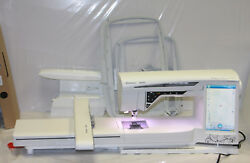 Husqvarna Viking Designer Diamond Deluxe Sewing And Embroidery Machine #114