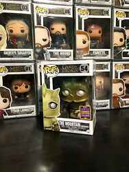 Funko PoP Vinyl Retired Vaulted Game of Thrones The Armored Mountain 54