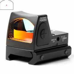 Mini RMR Red Dot Sight Collimator Reflex Sight Scope fit 20mm Weaver