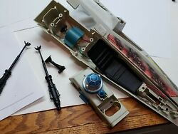 Battle Damaged xwing X wing Parts Cannons Canopy Star Wars Vintage $14.00