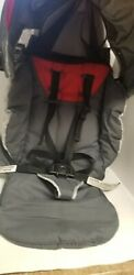 Evenflo Stroller Model# 051416GP 2013 Fabric Cover Replacement Red amp; Gray. $15.00