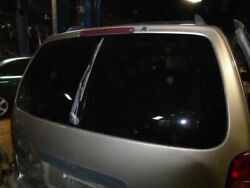 BACK GLASS SV6 WITHOUT PRIVACY TINT HEATED FITS 99-09 MONTANA 121780