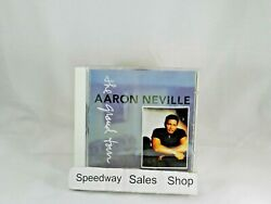 #12- Aaron Neville : The Grand Tour  Music CD (1999) ..Free Shipping $5.25