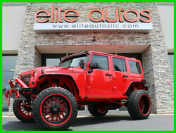 2017 Jeep Wrangler Featured in Magazines SEMA SHOW WINNER Perfect 2017 Jeep Wrangler Unlimited SEMA SHOW VEHICLE Over $150k invested ONLY 6k MILES