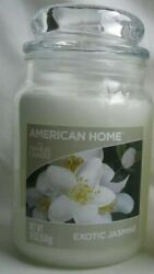 American Home by Yankee Candle Exotic Jasmine 19 oz Jar