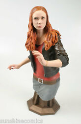 Doctor Who Amy Pond Maxi Bust Titan Merchandise Karen Gillan NEW SEALED $118.88