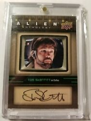 Tom Skerritt as Dallas 2016 Upper Deck Alien Anthology Auto Autograph SA-TS