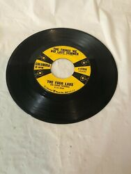 THE FOUR LADS - PUT A LIGHT IN THE WINDOW  THE THINGS WE DID - 7