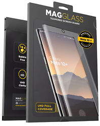 Samsung Galaxy Note 10 Plus Tempered Glass Screen Protector w Finger Sensor