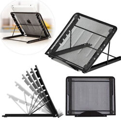 Durable Portable Foldable Notebook Laptop Desk Table Stand Bed Tray Cooling rack $9.99