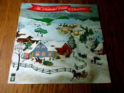THE WONDERFUL WORLD OF CHRISTMAS - LP VARIOUS ARTISTS Bing Crosby Nat King Cole