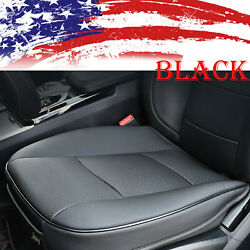 New 3D Black PU Leather Full Surround Car Seat Protector Seat Cover Accessories