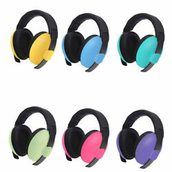 Kids Children Ear Muff Defenders Noise Reduction Comfort Protection Fine #zs