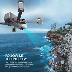 Potensic D88 Foldable Drone 5G RC Quadcopter FPV Drone with 2K Camera GPS Motors $354.45