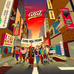 GRiZ - Good Will Prevail Vinyl **Rare Out of Print**