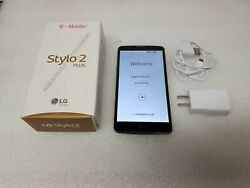 LG Stylo 2 Plus K550 (T-Mobile) Clean ESN - 16GB - Android - Smartphone