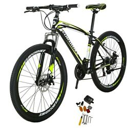 Mountain Bike Front Suspension Shimano 21 Speed Mens Bikes MTB 27.5quot; bicycle $268.00