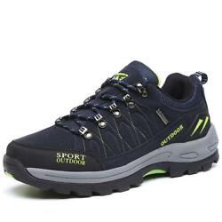 Mens Hiking Shoes Athletic Trekking Trail Running Sports Outdoor Shoes Non slip $42.29