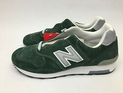New Balanace Classics 1400 MG Made In The USA Mens Size 12 Green M1400MG