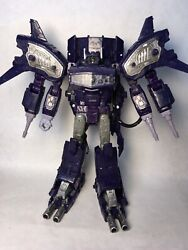Transformers Siege War For Cybertron Shockwave Complete With Instructions