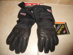 NWT The North Face Women#x27;s Big Mountain Gloves Black XS $65.00